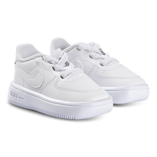 NIKE White Force 1 Infants Trainers 100