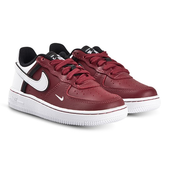 NIKE Nike Force 1 LV8 2 Sneakers Red/White 600
