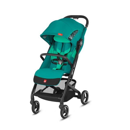 Goodbaby Qbit+ All City Barnvagn Laguna Blå Turquoise