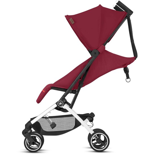 Goodbaby Pockit+ All City Stroller Fashion Rose Red Red