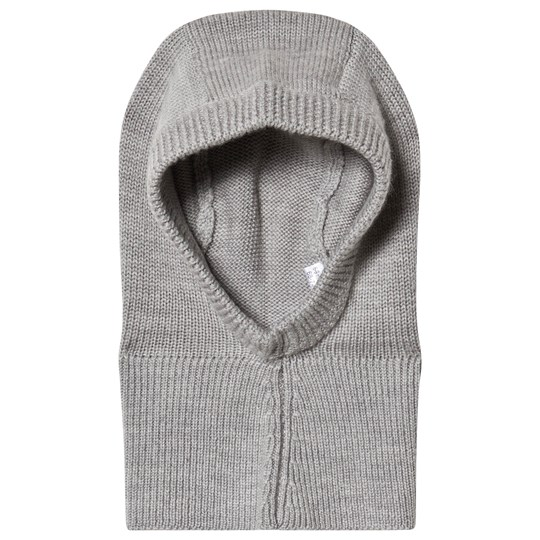 FUB Baby Balaklava Lyesgrå Light Grey