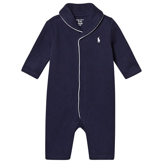 Ralph Lauren Knit One-Piece Navy 002