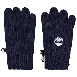 Timberland Tree Knit Handsker Navyblå 14-16 years