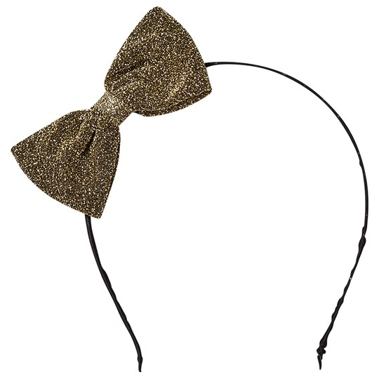 Molo Shimmer Hairband Gold Gold