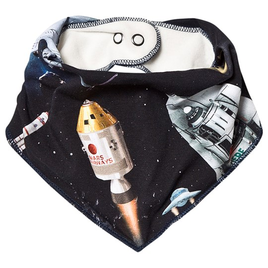Molo Nick Bib Space Traffic Space Traffic