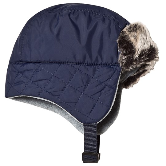Timberland Tree Trapper Hat Navy 85T