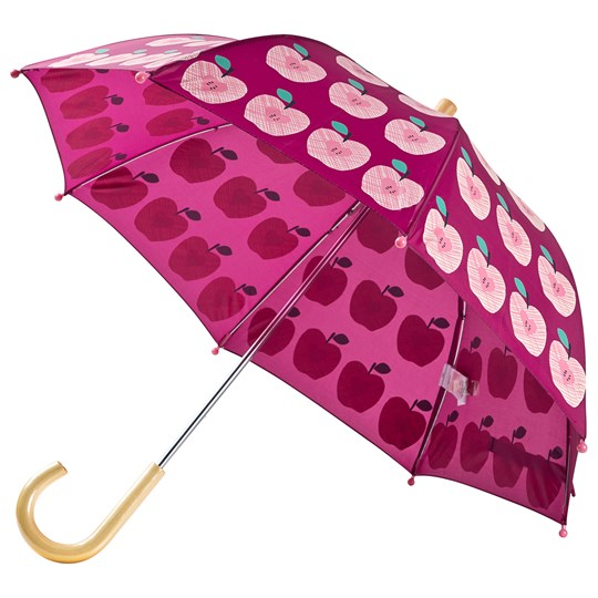 Hatley Apple Orchard Paraply Rosa Pink