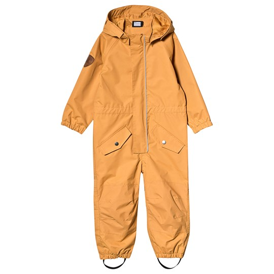 Kuling Bristol Shell Coverall Yellow Mustard