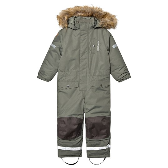 Kuling Verbier Snowsuit Green