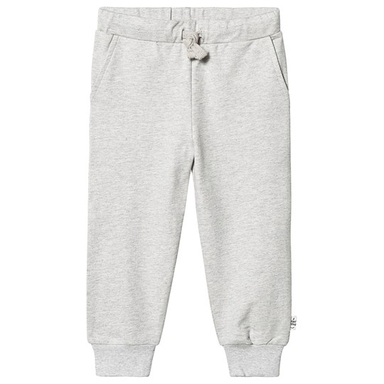 A Happy Brand Joggingbukser Grey Melange