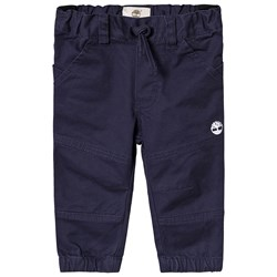 Timberland Cuff Pull Up Chinos Navy
