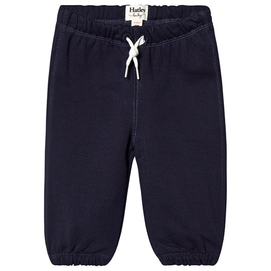 Hatley French Terry Infants Joggers Navy solstice