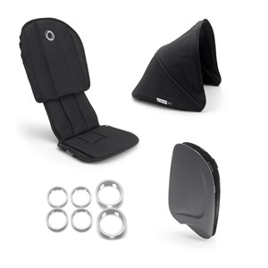 Image of Bugaboo Ant Style Sæt Complete Sort Ant Style Set Complete Black (1428600)