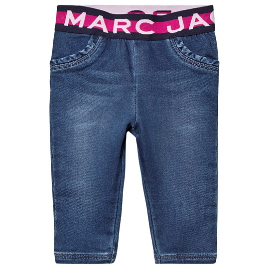 The Marc Jacobs Denim Sweatpants Blue Z10