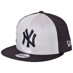 New Era New York Yankees Barn Keps Svart/Grå