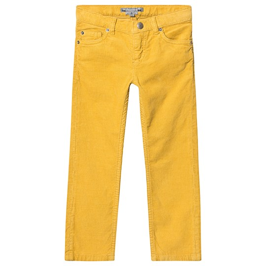rational construction complete in specifications hoard as a rare commodity Corduroy Pants Mustard