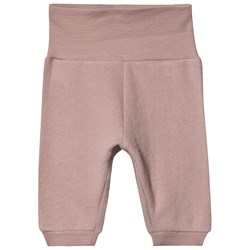 Wheat Felted Wool Pants Fawn