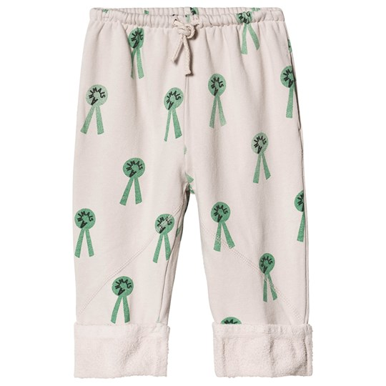 The Animals Observatory Magpie Kids Pants Mauve Animals Mauve Animals