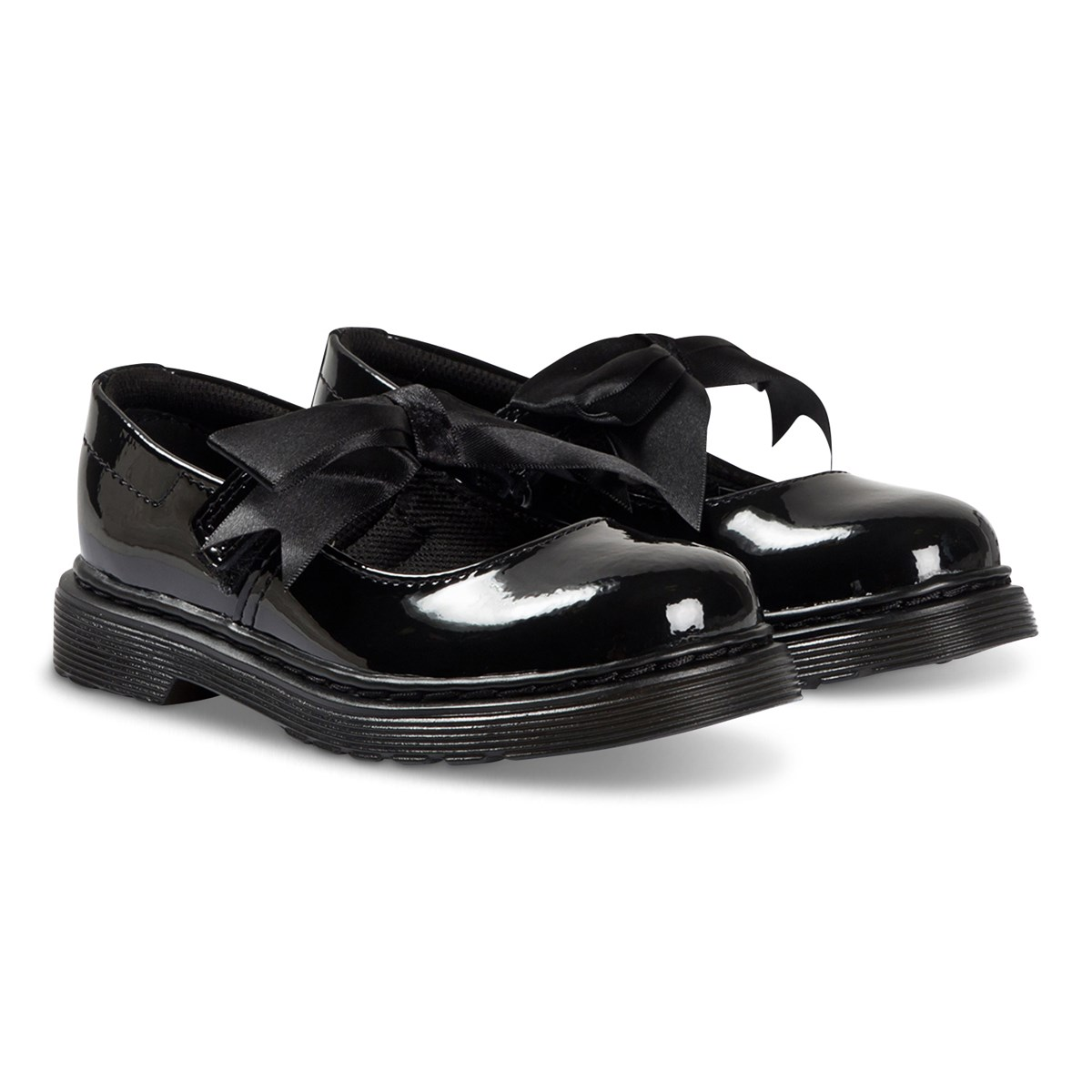 Dr. Martens - Maccy Bow Mary Jane Shoes