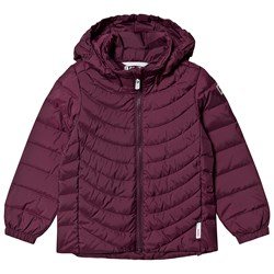 Reima Fern Down Jacket Deep Purple