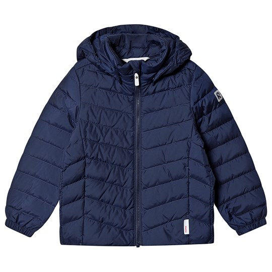 Reima Falk Down Jacket Navy Navy