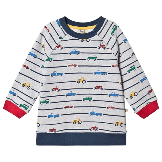 Frugi Rex Sweater Racing Rally Racing Rally