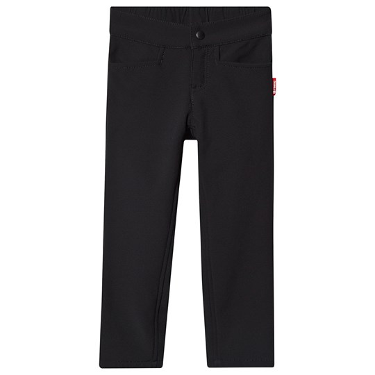 Reima Idea Softshell Pants Black Black