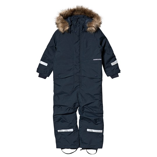 Didriksons Björnen Coverall Navy Navy