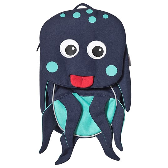 Affenzahn Small Friend Backpack Oliver Octopus Oliver Octopus