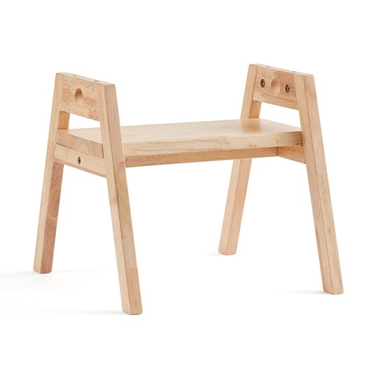 Kids Concept Adjustable Stool SAGA NATURE