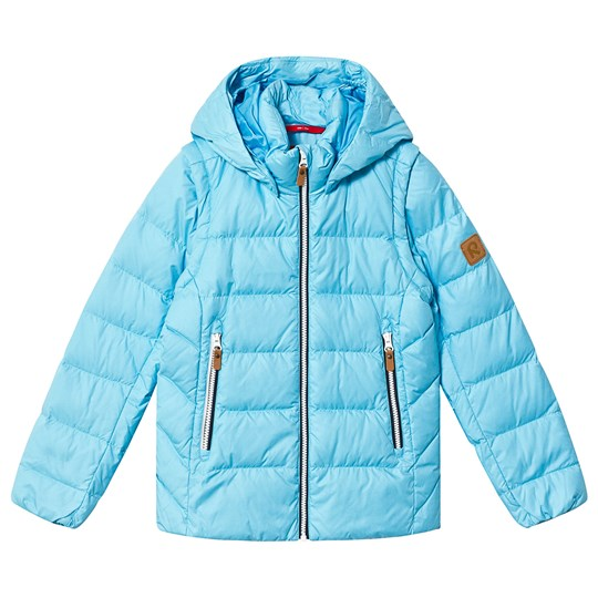 Reima Minna 2-in-1 Down Jacket Icy Blue ICY BLUE