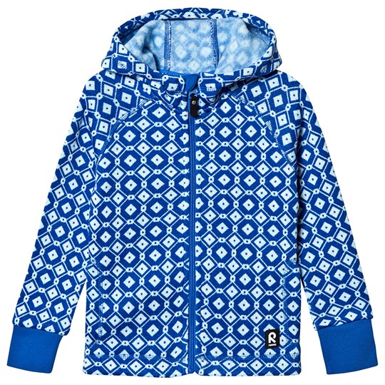 Reima Northern Fleece Jakke Brave Blue Brave blue