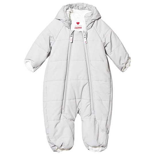 Reima Lumikko Coverall Light Grey Light Grey