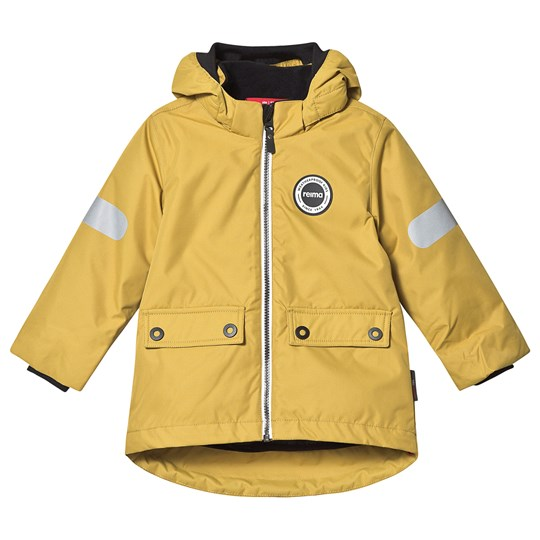 Reima Reimatec® Seiland 3-in-1 Jacket Yellow Moss Yellow moss