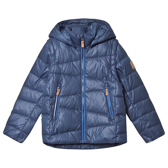 Reima Martti 2-in-1 Down Jacket Jeans Blue Jeans Blue