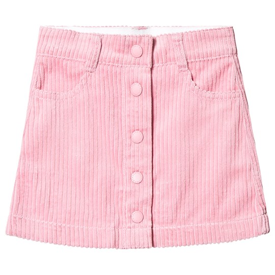 Stella McCartney Kids Pink Corduroy Skirt 6650