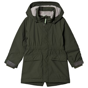 Image of Didriksons Ronne Parka Spruce Green 100 cm (3-4 år) (1410215)