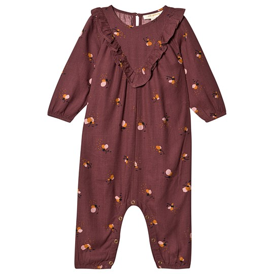 Soft Gallery Basia Jumpsuit Ros Brun Rose Brown