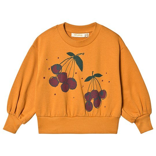 Soft Gallery Elvira Sweatshirt Inca Gold INCA GOLD
