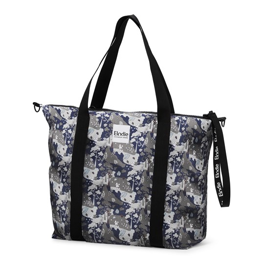 Elodie Details Soft Changing Bag Rebel Poodle dark blue/white