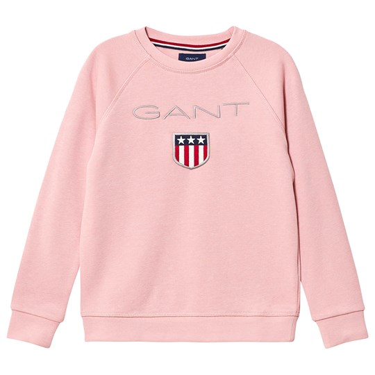 GANT Shield Sweatshirt Pink 659