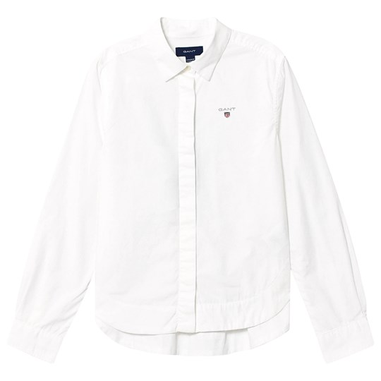 GANT Small Shield Shirt White 110