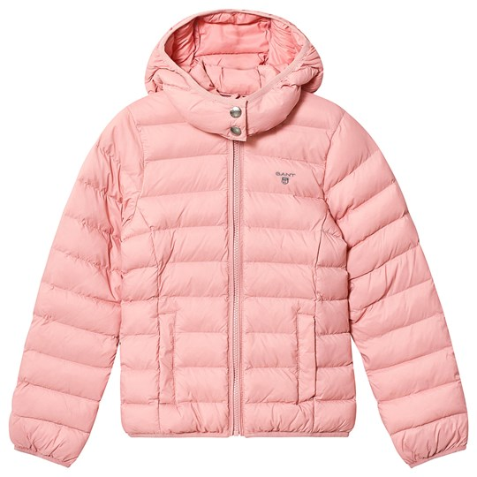 GANT Small Shield Padded Jacket Pink 659