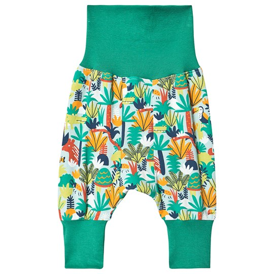 Frugi Parsnip Byxor Jungle Rumble Jungle Rumble