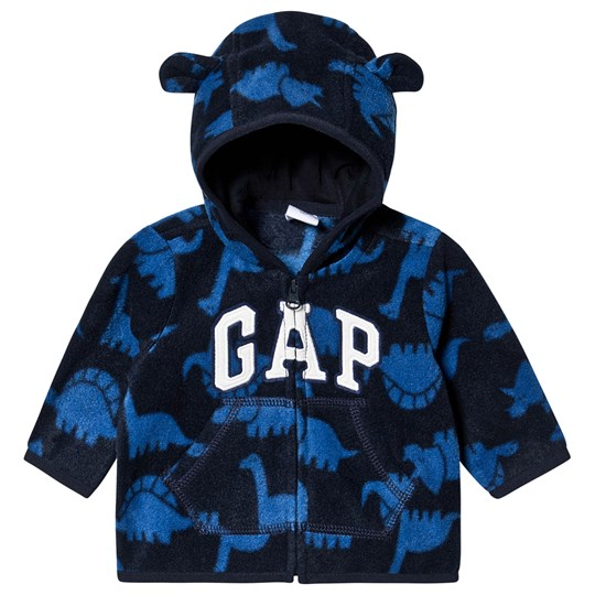 Gap Dino Huvtröja Dark Night NAVY UNIFORM