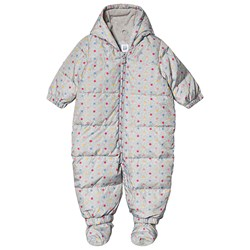 GAP Cold Control Coverall New Heather Grey