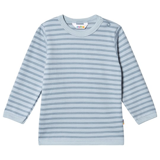 Joha Stripe Top Blue YD StripeB