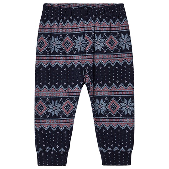 Joha Nordic Leggings Navy Nordic