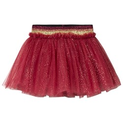 Petit by Sofie Schnoor Sille Skirt Earth Red
