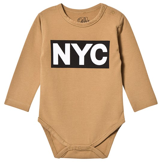 Petit by Sofie Schnoor NYC Baby Body Tan Tan